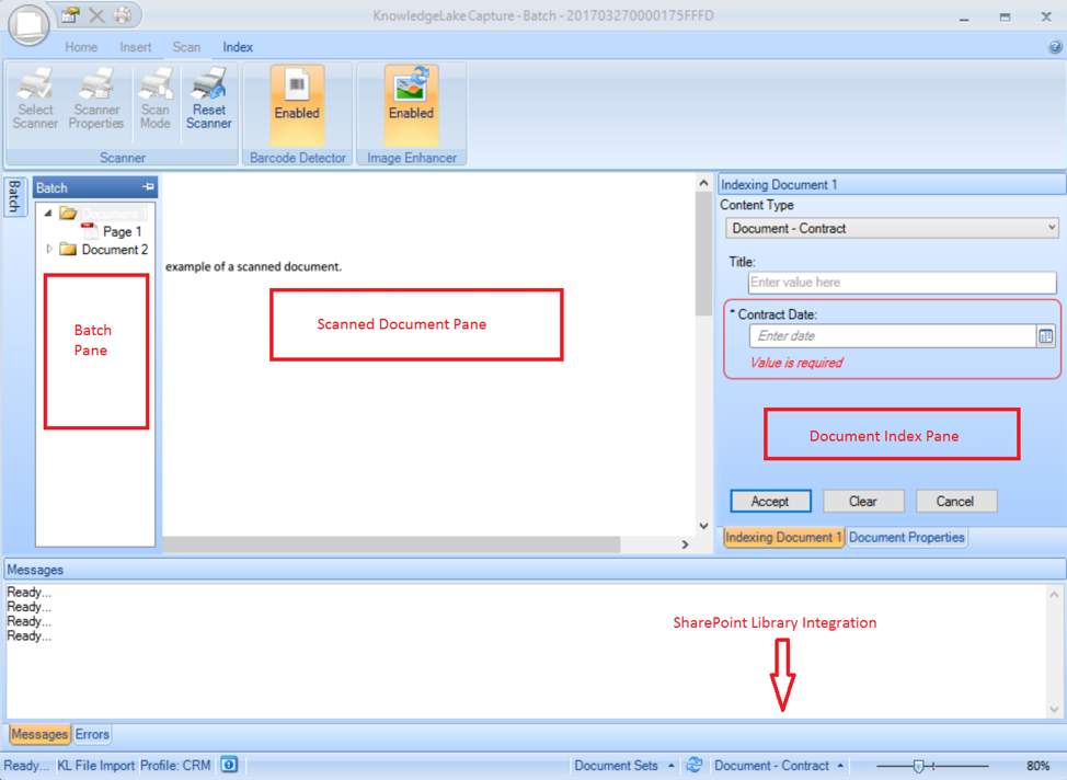 Document Scanning Solutions for SharePoint Online | Xgility