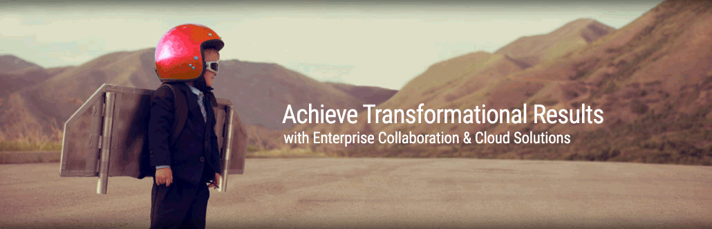 Achieve transformational results with enterprise and cloud solutions.